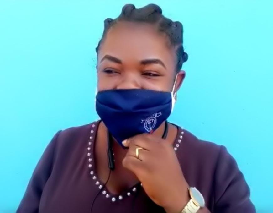 Gifty Twumwaa- Teacher at Wenchi SDA A Basic