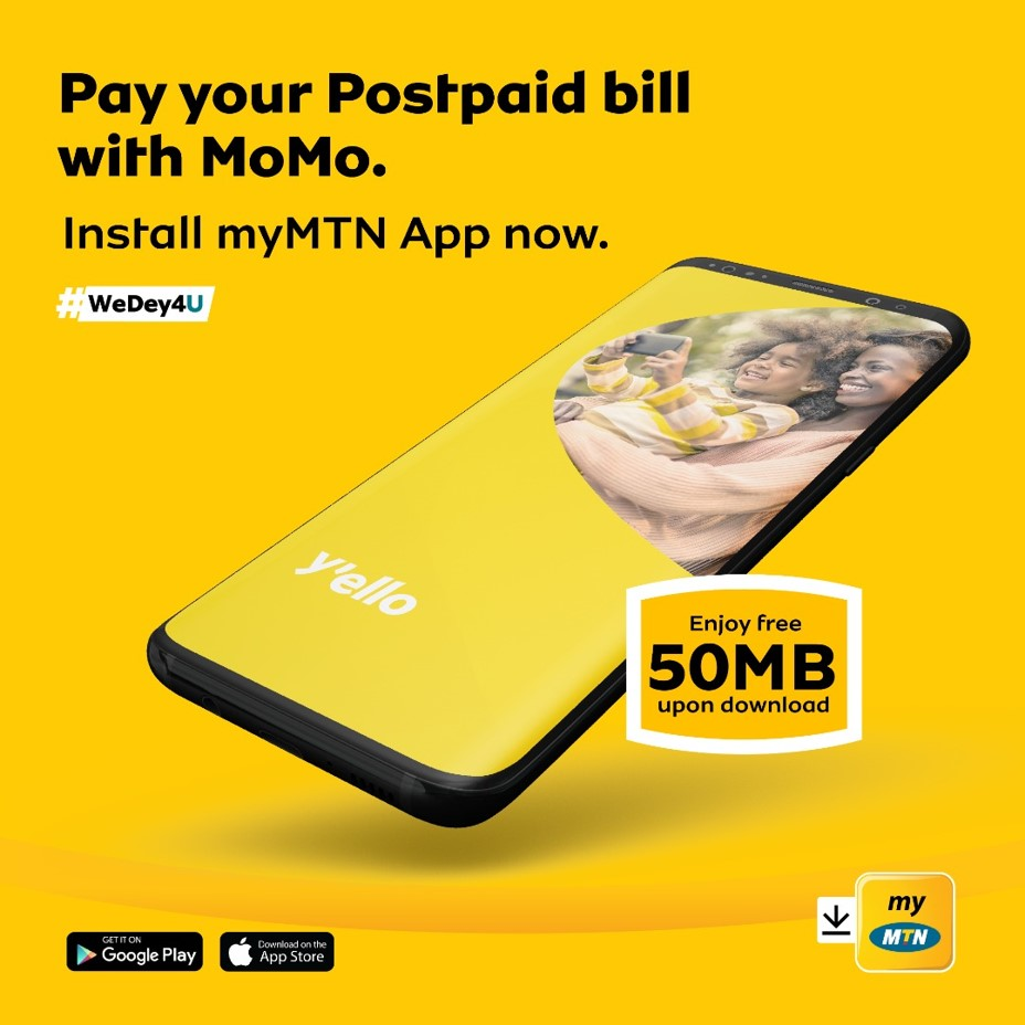 MTN introduces exciting feature on myMTN App