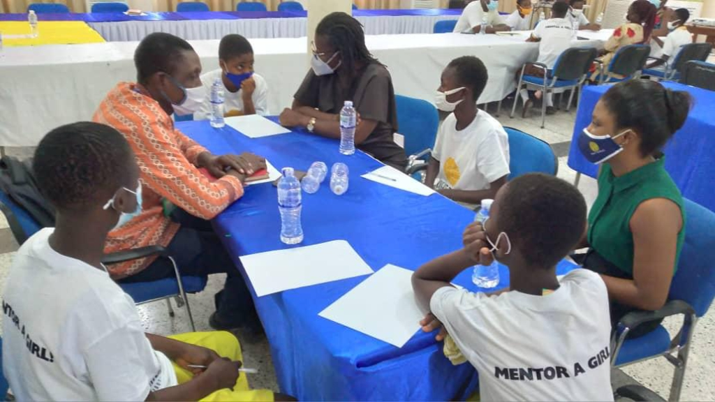 Believe in yourself – Right To Play to Ghanaian girls