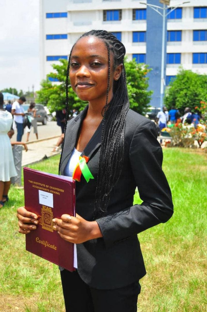 18-year-old is youngest Chartered Accountant in Ghana
