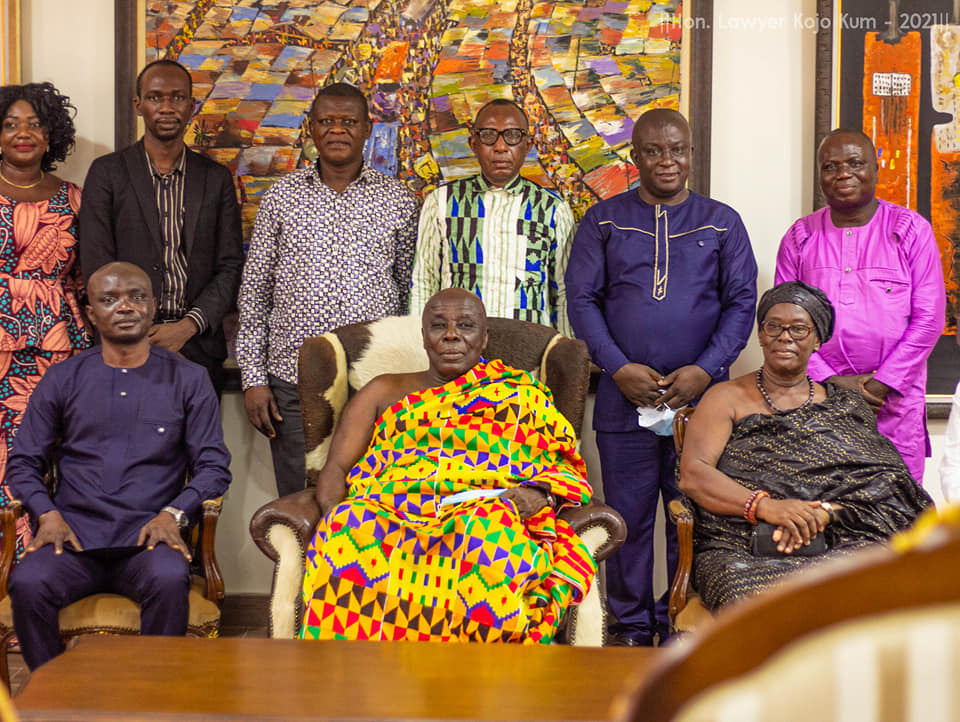 Dialogue to amend law banning chiefs from politics to be held soon - Chieftaincy Minister