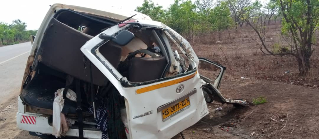 Central Gonja residents threaten to erect speed tables over increasing road carnage