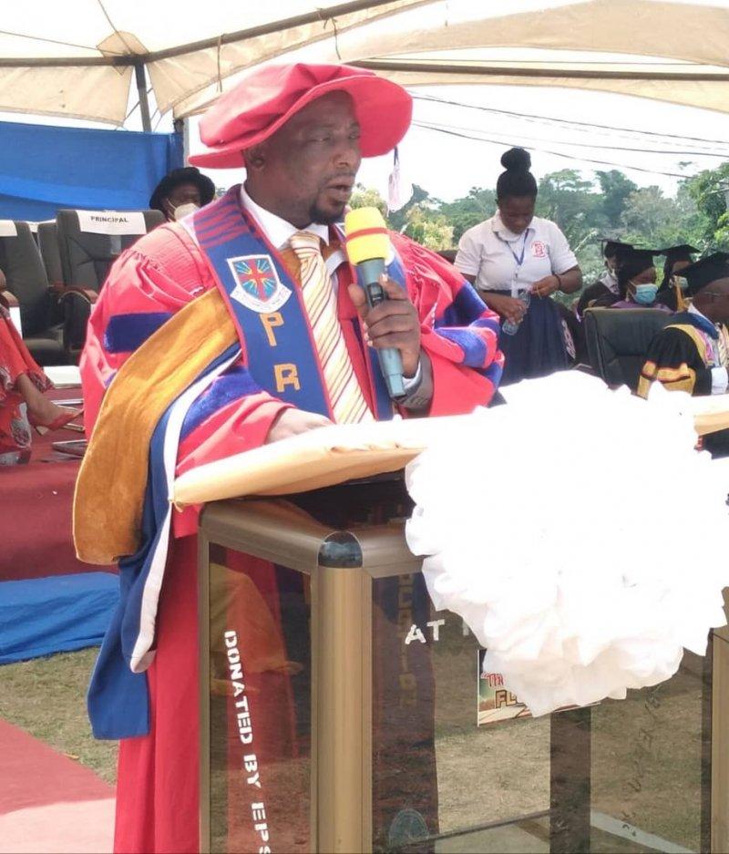 Be dedicated to the teaching profession – Elizabeth Ohene advises graduands