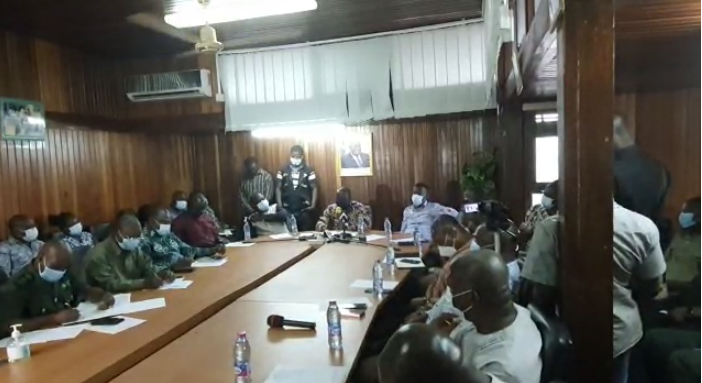 Illegal trading of Rosewood continues to be a big issue for us - Samuel Jinapor