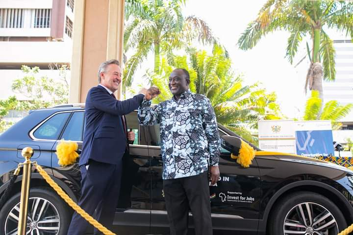 Hyundai, KIA to establish assembly plants in Ghana in 2022