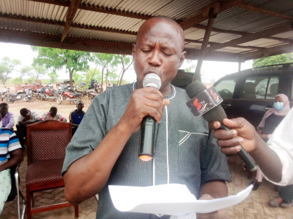 Mion District Assembly supports 110 persons with disabilities