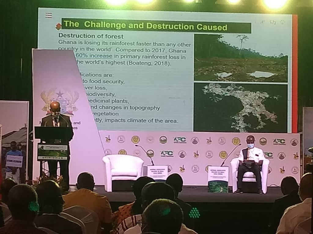 We have technology and expertise to reclaim mined sites - Zoomlion