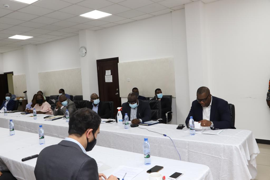 Petroleum Commission and Tullow collaborate to hold capacity building progamme for IGCs