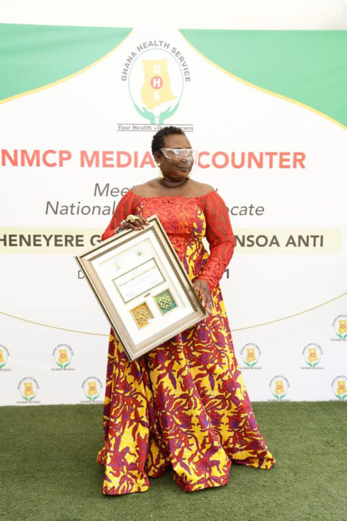 NMCP appoints Gifty Anti as National Malaria Advocate