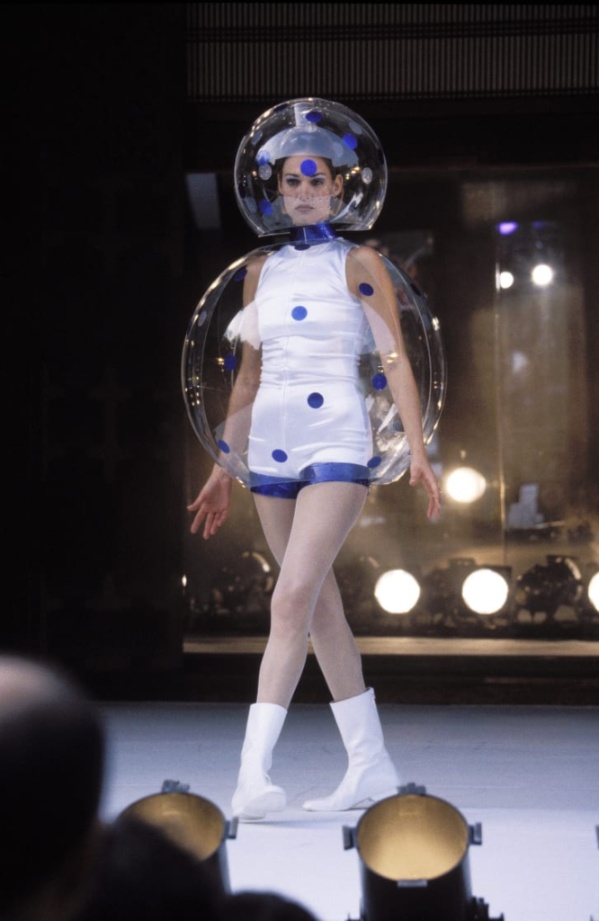 A visual history of space age fashion