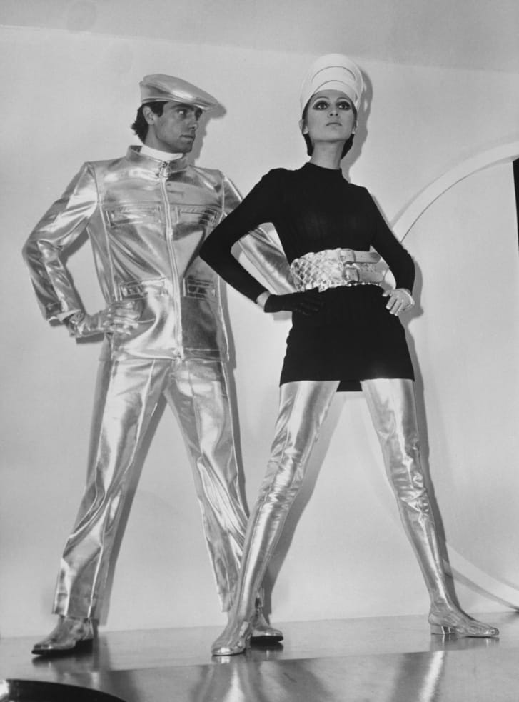 A visual history of space-age fashion