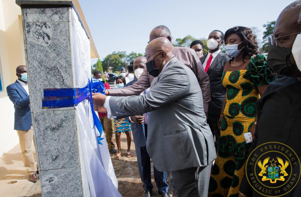"""""""Free SHS reversed decades of exclusion; enhanced access and quality"""" - Akufo-Addo"""