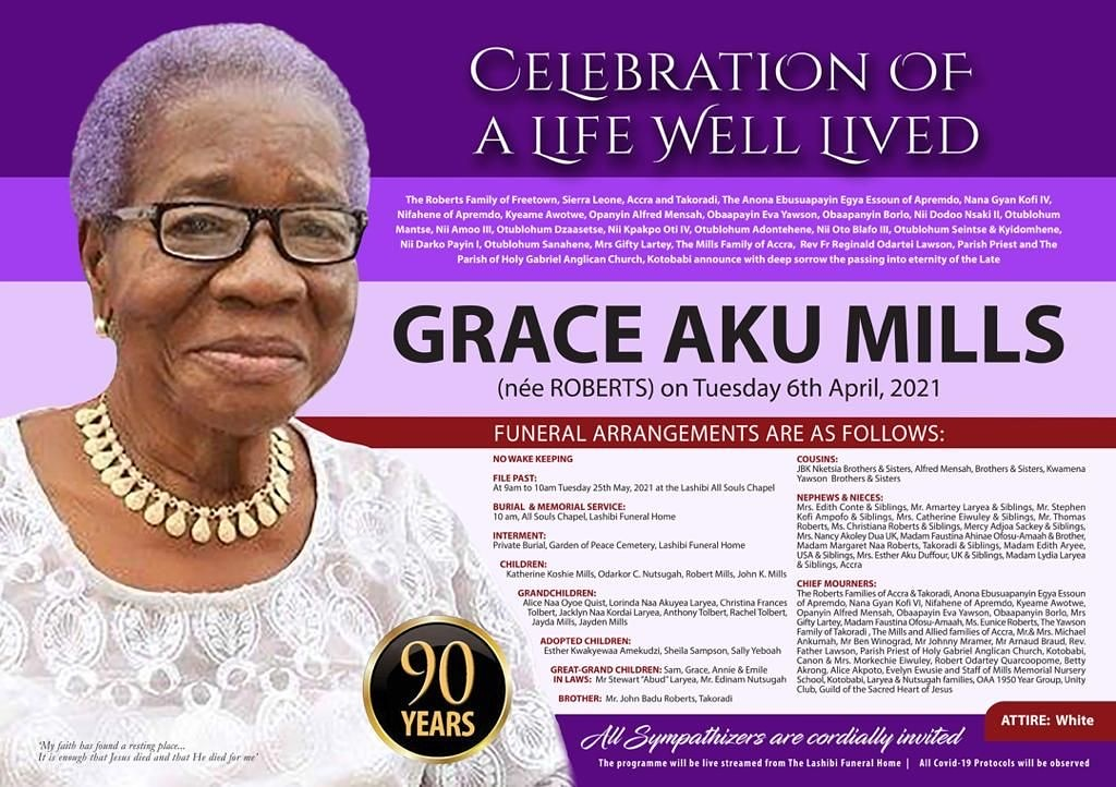 Grace Aku Mills