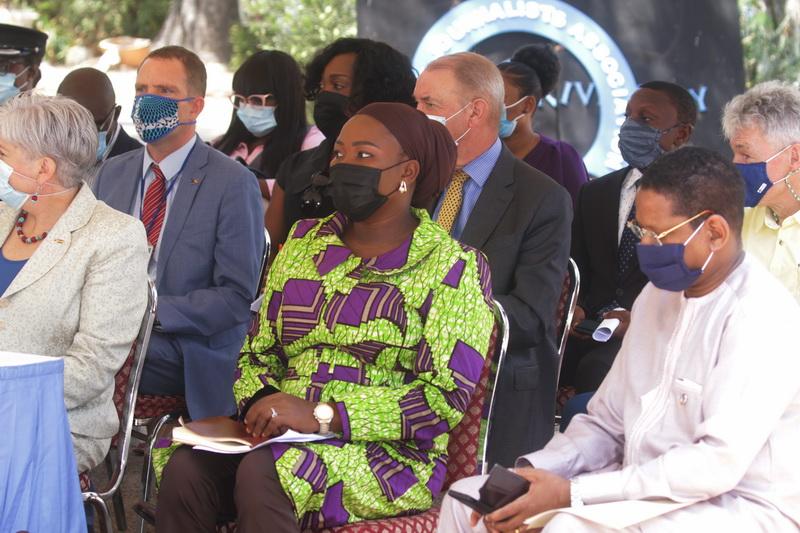 Photos: Ghana Journalists Association marks World Press Freedom Day