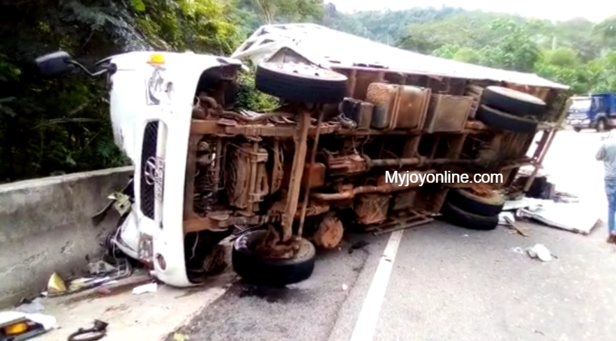 6 dead in Kwahu-Atibie accident, one in critical condition