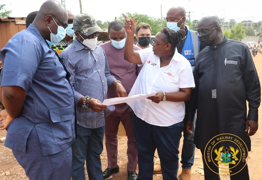 Demolish structures along 'Right Of Way' for railway projects - Otumfuo Osei Tutu II