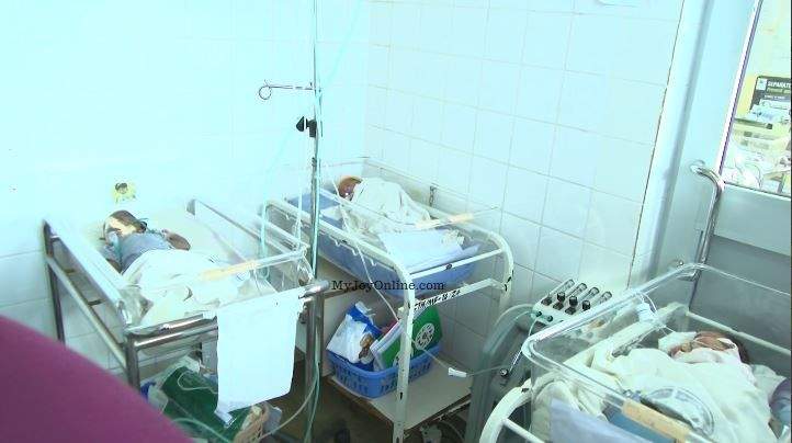 At least 1 in 3 babies at CCTH's Neonatal Intensive Care Unit dies