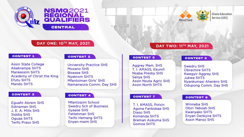 NSMQ2021: Mfantsipim School begins redemption campaign from regional qualifiers