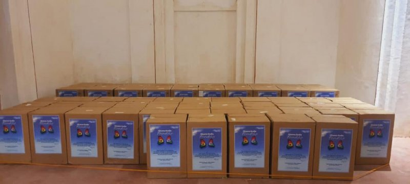 COVID-19: Ghanaians support India with 150 medical oxygen concentrators