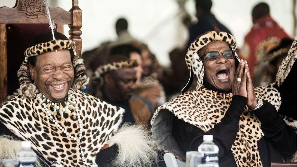 Zulu Kingship: Royals and rebels fight for throne