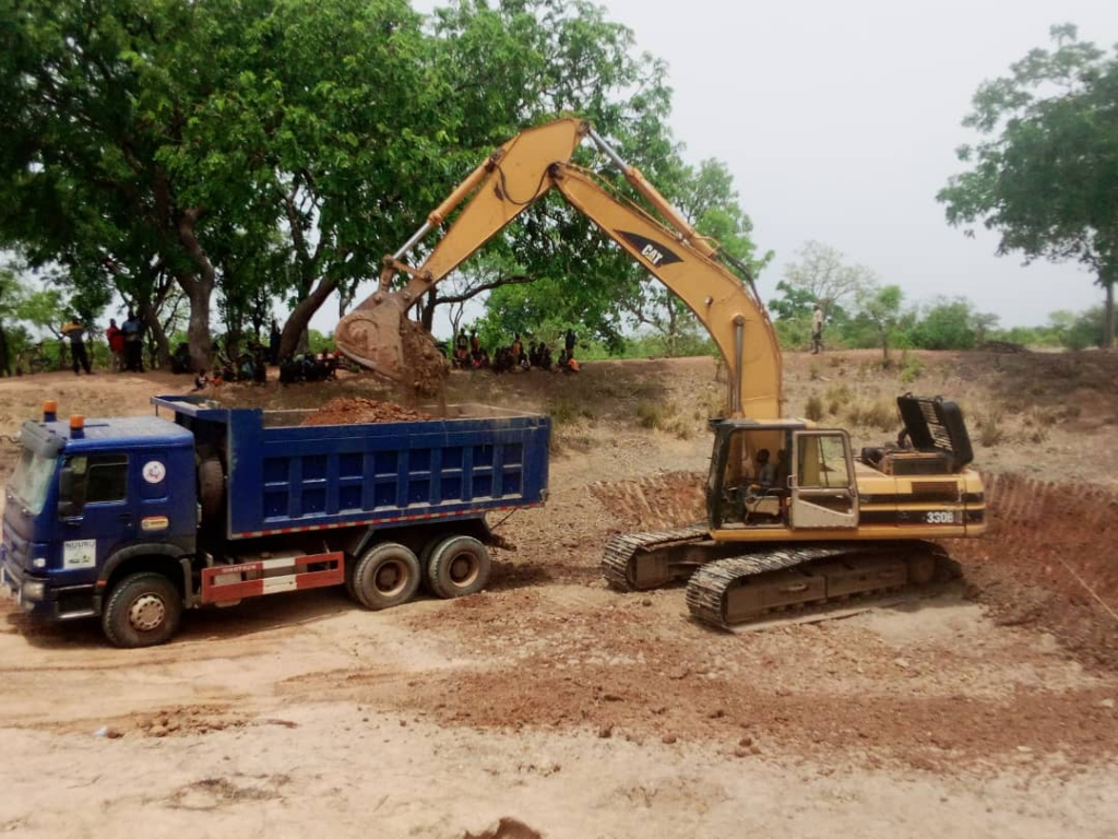 Hassan Tampuli engages contractors to begin dredging of dams in Gushegu Municipality