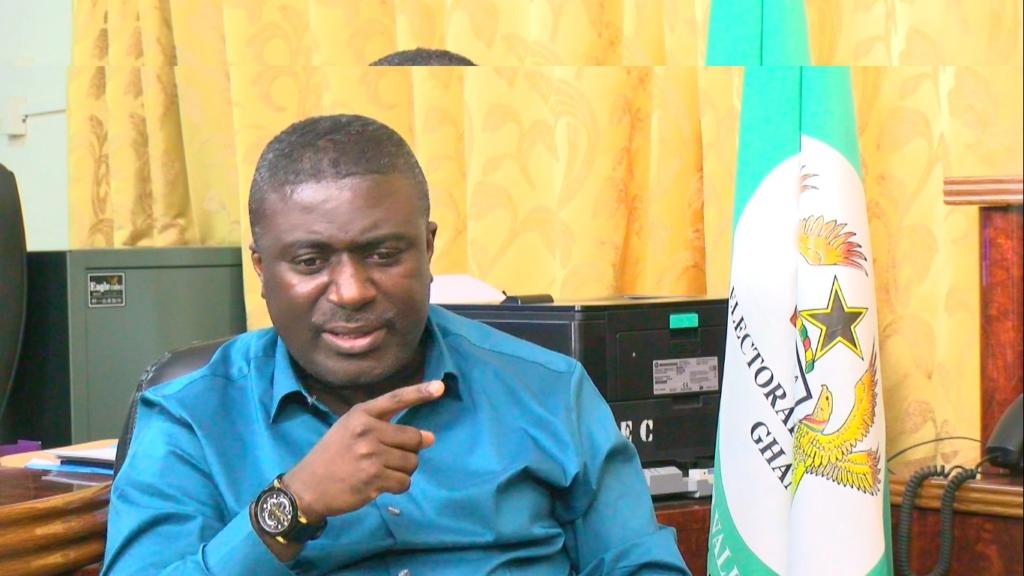EC considering decentralising collation centres to electoral areas in 2024 - Bossman Asare