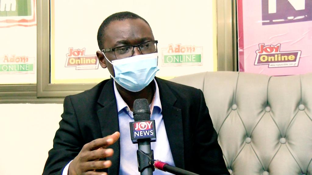 Dr. Michael Owusu www.myjoyonline.com