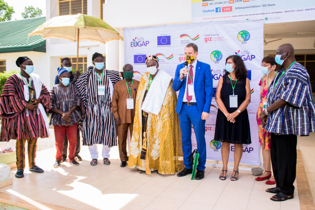 EU-GAP MOAP North-West organises 2nd Agribusiness Fair and Conference