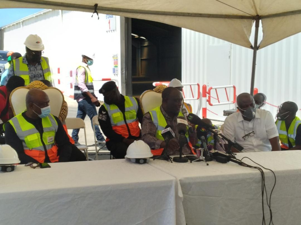 Trade Minister commends Ibrahim Mahama for investing in cement industry
