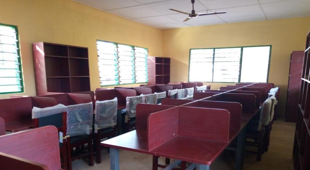 Classroom block for Islamic School commissioned in Akatsi North