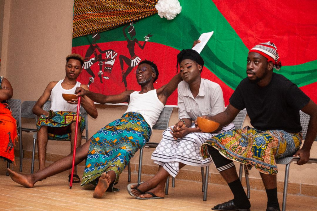 Academic City holds Diversity Day to deepen understanding of African Culture