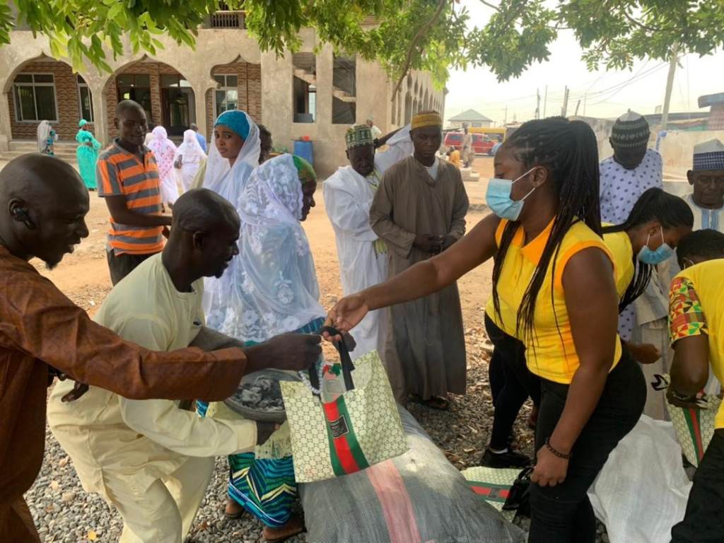 MTN donates to Chief Imam, 6000 families for Eid ul-Fitr