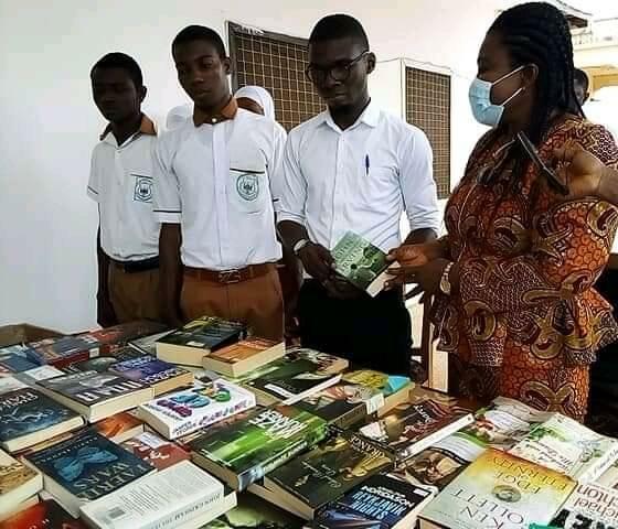 Let us help school children develop interest in reading - immediate past Ghana's Ambassador to Denmark