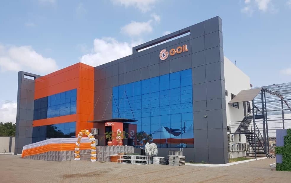 GOIL opens ultra-modern Tema Zonal Office