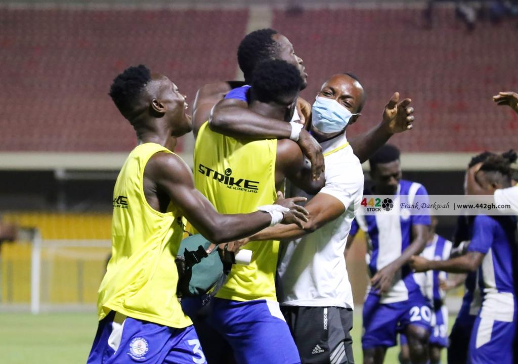 GPL Wrap: Hearts remain top after Kotoko drop points, Olympics pile pressure