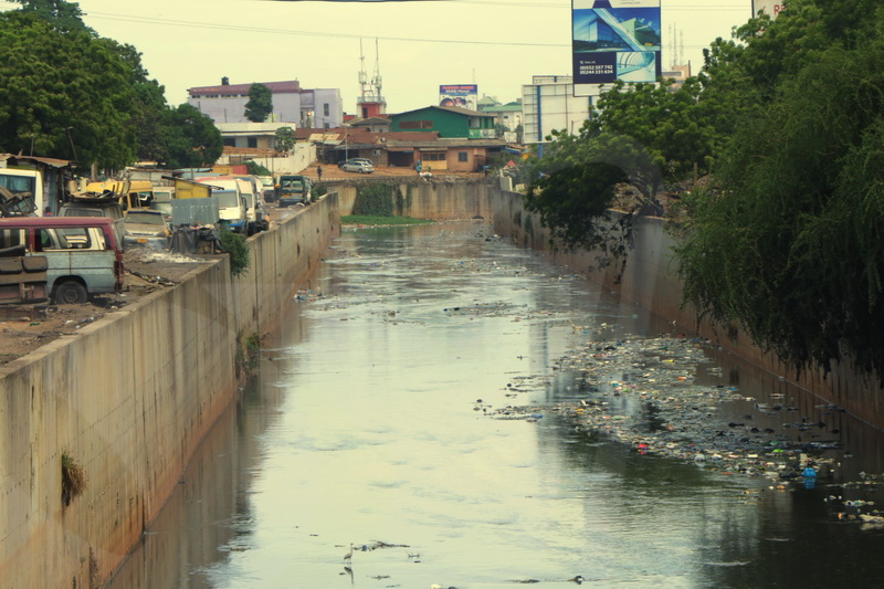 Six-year-old girl rescued from Alajo storm drain