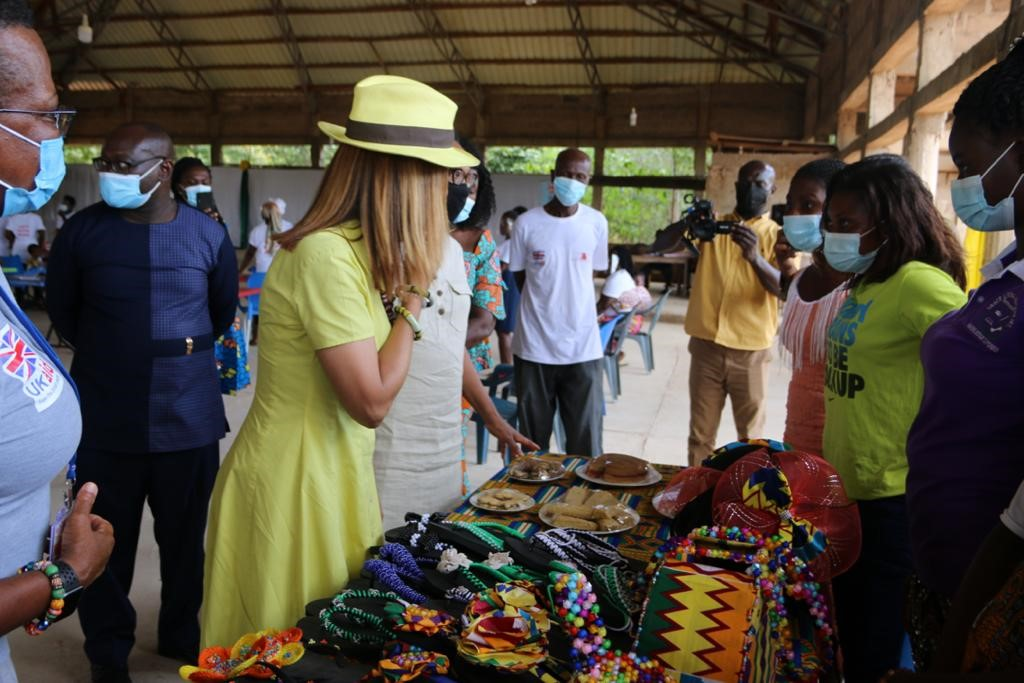 UK Prime Minister's special envoy for girls' education concludes regional visit to West Africa