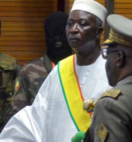 Military detain Mali's President, Prime Minister and Defence Minister