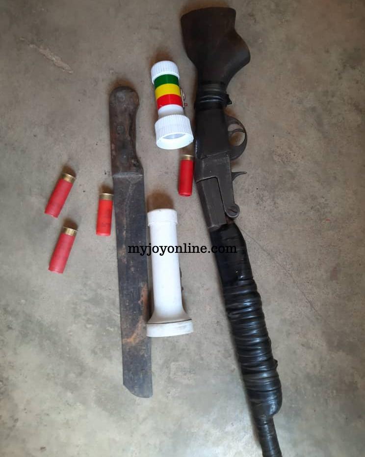 Police in Ashanti Region gun down one suspected robber