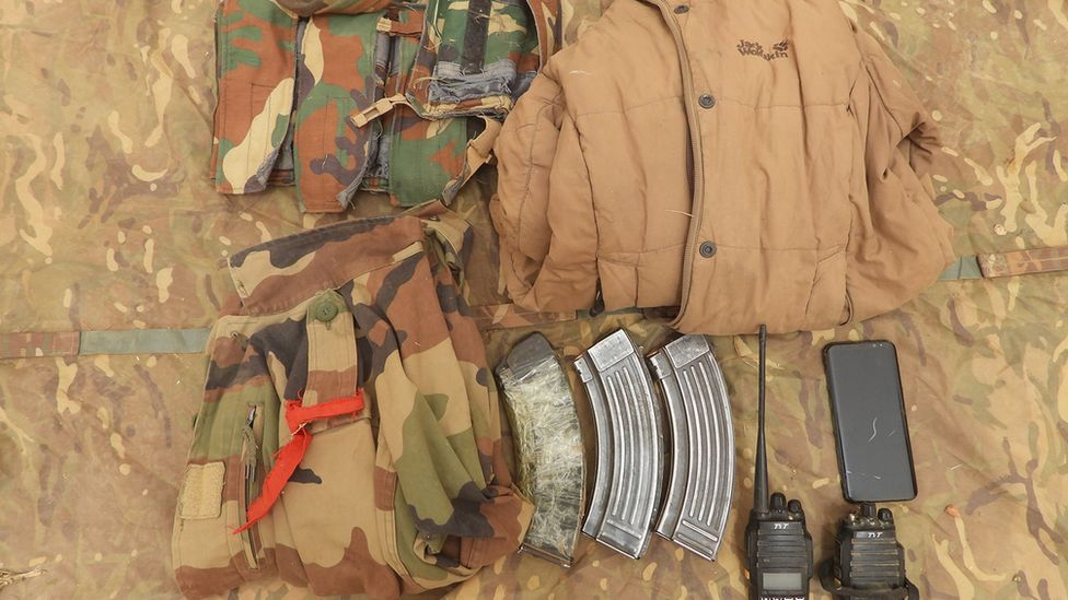 UK troops seize IS weapons in Mali operation
