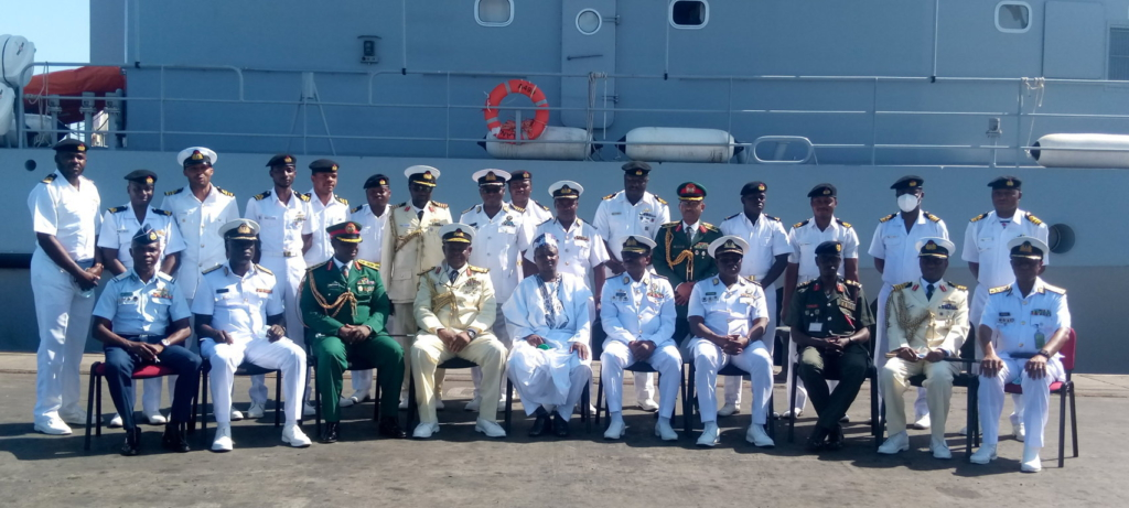 Maritime insecurity remains a big threat-CDS