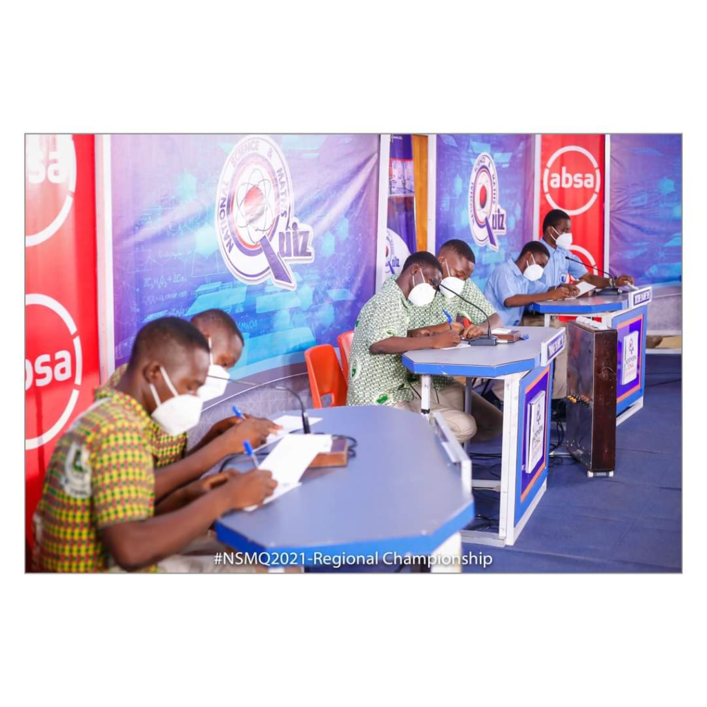 NSMQ 2021: Tamale Islamic SHS denied 'Eid-Trophy' after Notre Dame SHS exited them at semis of Northern Zonal Championship