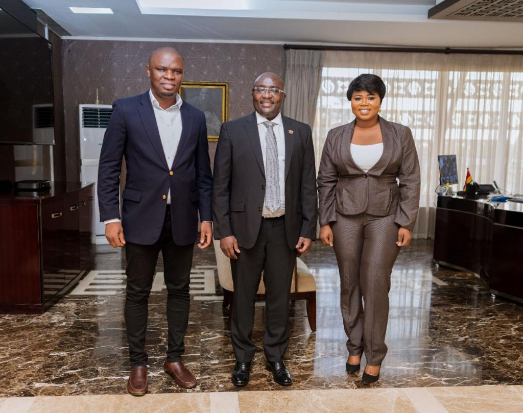 Bawumia endorses Ghana's candidate for Commonwealth Youth Council