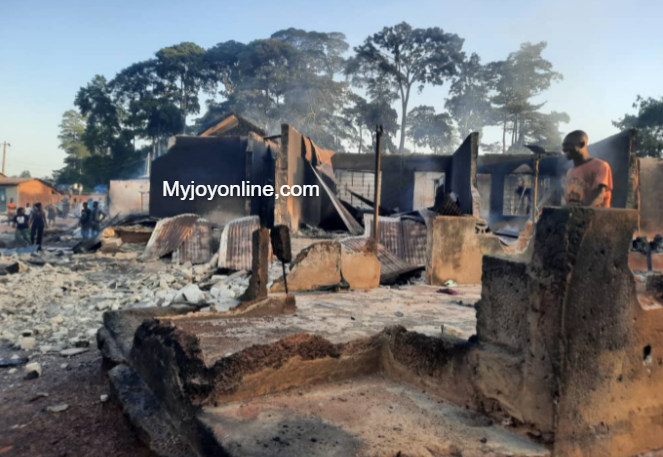 3 persons including 2-year-old die in tanker explosion at Onyina Nofo in Ashanti Region