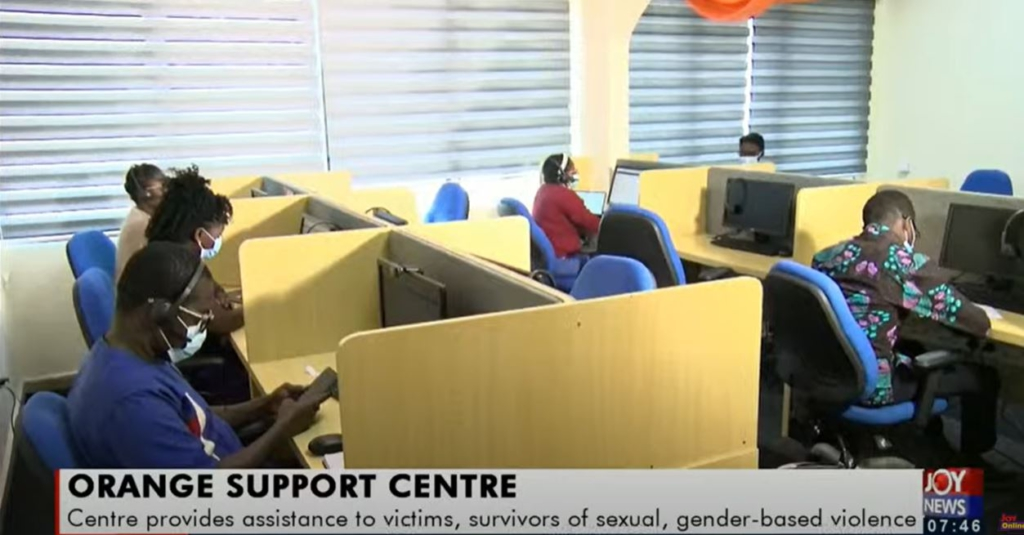 UNFP provides virtual assistance to victims of sexual and gender-based violence