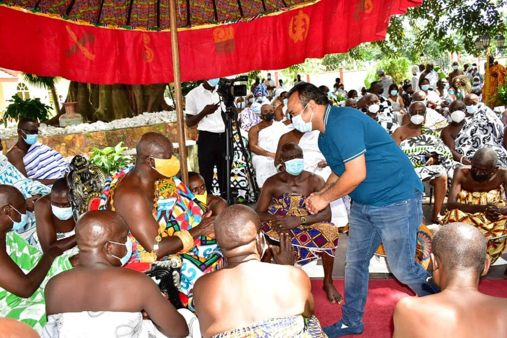 Asantehene marks 71st birthday with May 9 remembrance