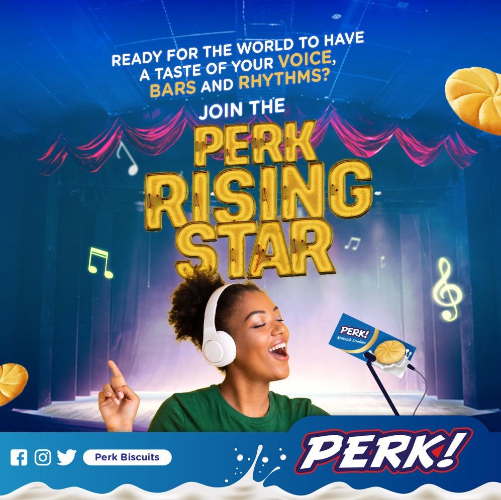 Perk Biscuits rocks <b>social</b> media with 'Perk Rising Star Challenge' thumbnail