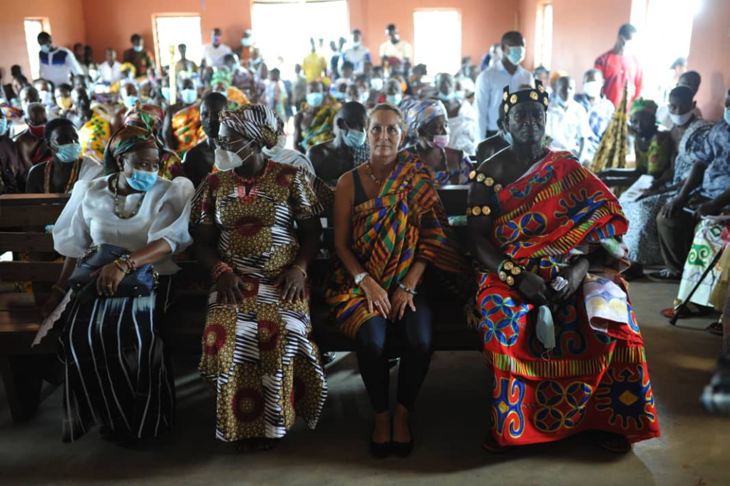 Protect your rich cultural heritage - France Ambassador to Ghana tells Ghanaians