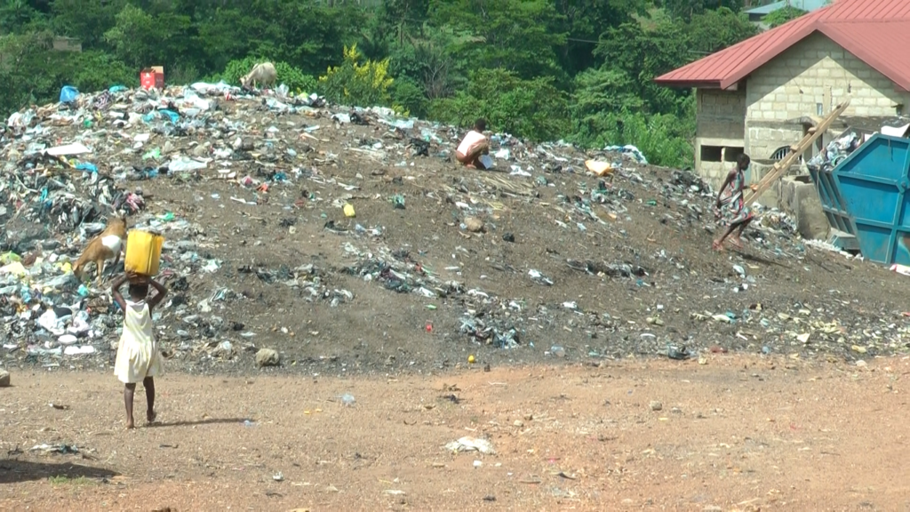 Bechem: Funds secured to manage waste, Over 2,000 livelihood opportunities available
