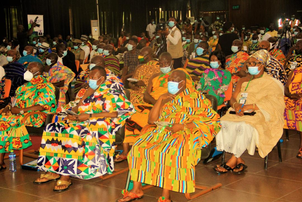Chiefs involved in 'galamsey' to be sanctioned